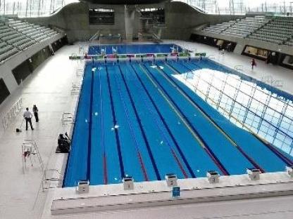Nuova vita per le piscine delle olimpiadi 2012 il mondo - Piscine termali abano aperte al pubblico ...
