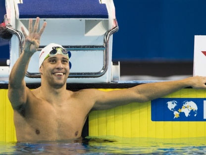 LE CLOS Chad RSA Gold Medal CR