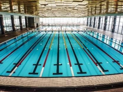 Un gioiello firmato da piscine castiglione il mondo del nuoto - Piscina gonfiabile 2 metri ...