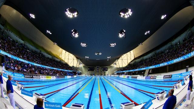 Olimpiadi costruite per battere i record il mondo del nuoto - Piscina olimpiadi ...