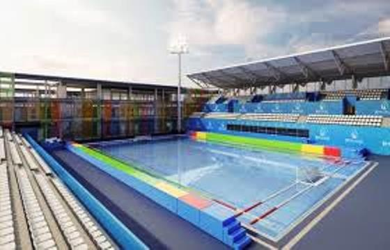 BAKU WATER POLO ARENA