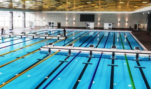Un gioiello firmato da piscine castiglione il mondo del - Corsie per piscine ...