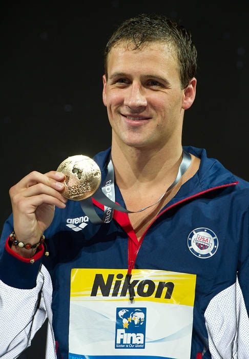 LOCHTE Ryan, United States USA, gold medal